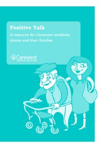 Positive Talk 3 cover