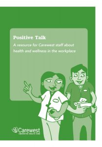 Positive Talk 4 cover