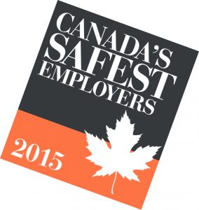 Canada's Safest Employers-2015