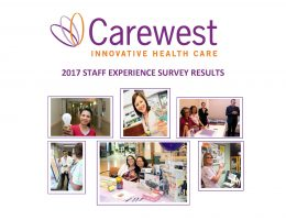 2017 Staff Experience Survey Results
