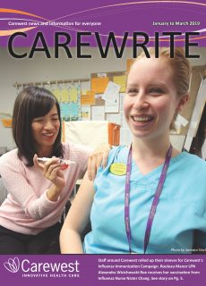Carewrite January to March 2019 revised for web cover
